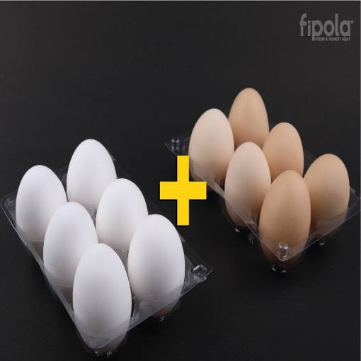 Natural And Country Eggs Pack