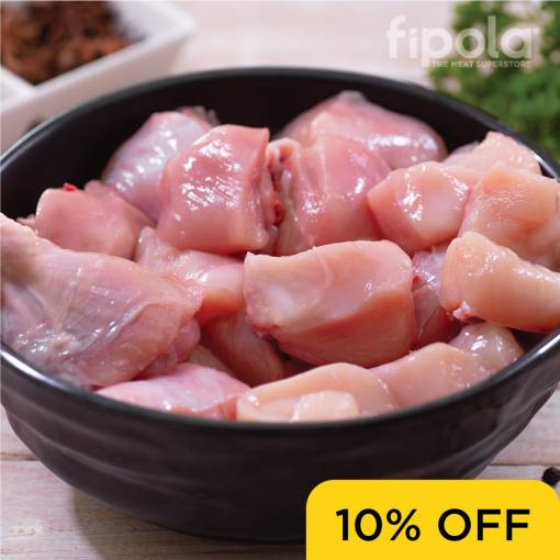 Chicken Curry Cut - Skinless - Party Pack 3Kg